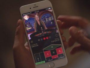 Netent Live Mobile jugar iPhone