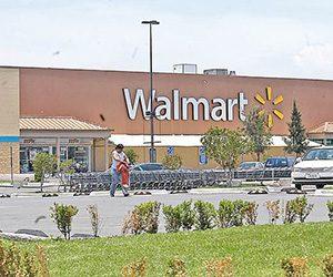 Exterior Walmart Parral